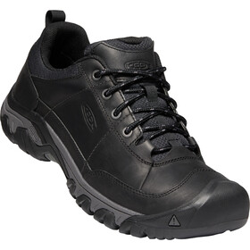 Keen Targhee III Oxford Shoes Men black/magnet